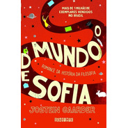 Livro O Mundo De Sofia - Jostein Gaarder