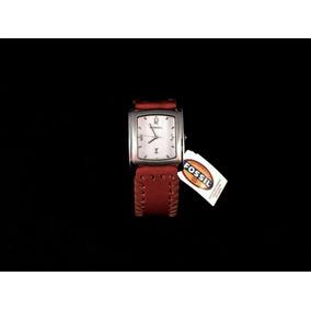 Reloj Fossil Jr-8182 Piel Caballero