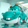 Cars Toon: Grandes Histórias Dr Mater Orderly Pitties Disney