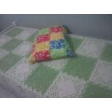 Colcha De Solteiro (crochê) - Barbante N º6 - (nova)