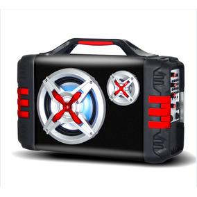 Caixa Amplificada Com Bluetooth Amvox Aca-150 100w