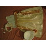Vestido Para Cortejo Matrimonial