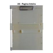 Reglete Pagina Inteira A4 Multifuncional Escrita Braille