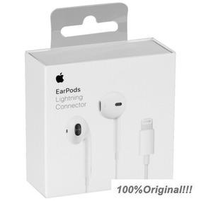 Auriculares Apple Earpods Lightning Orig Iphone X 8 7 Plus