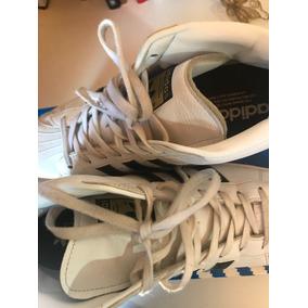 Zapatillas Superstars (botitas) Originales - Tallé 38