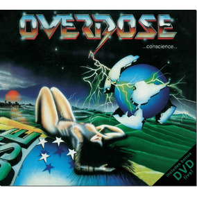 Overdose-conscience ( Cd + Dvd Digipack) (sepultura/korzus)