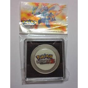 Pokemon White Version 2 - Moneda Conmemorativa