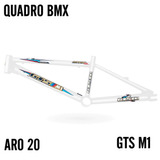 Quadro Gtsm1 Bmx Xl Aro 20 Branco - Novo - Barato