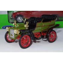 1:32 Cadillac Model M 1907 Verde Signature Models Carcacha