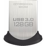 Sandisk - Ultra Fit 128gb Usb 3.0 Type A Flash Drive Nuevo