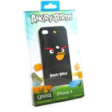 Capa P/ Iphone 4 / 4s Angry Birds Original