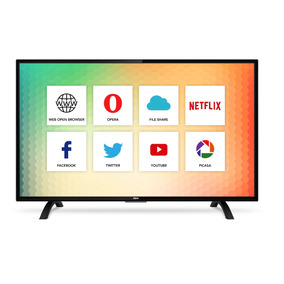 Smart Tv Led Rca 32 Hd Hdmi Usb
