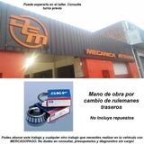 M/o Cambio De Rulemanes Traseros P/lado Honda Civic