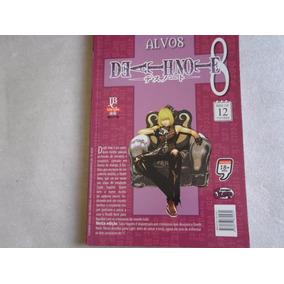 Manga Death Note Vol 8 Alvos Ohba E Obata 2008 Frete $ 9,00