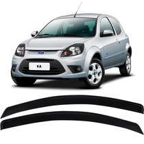 Calha De Chuva Defletor Ford Ka 1997 A 2013 - 2 Portas