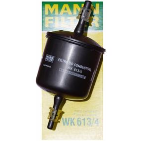 Filtro Combustível Logus Pointer 1.6 1.8 2.0 Gasolina Mann