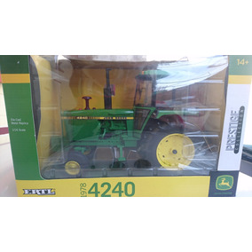 Ertl Tractor John Deere 1981 Modelo 4240 Esc 1 16