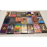 Cassettes Importados En Muy Buen Estado - Muchos Títulos!