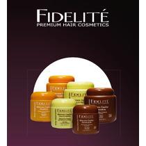Mascara Fidelite X 1 Kilo - Keratina/acida/vainilla/almendra