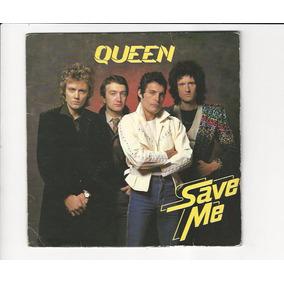 Queen 1980 Save Me (disco Promocional) - Compacto Ep 58