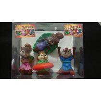 Alvin Y Las Ardillas Figuras Originales