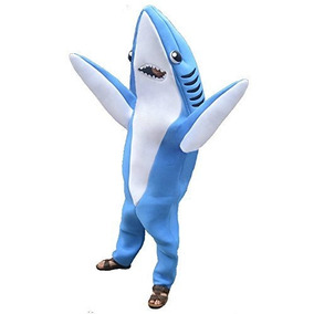 Traje Del Tiburón Del Partido (o, Delfín?)