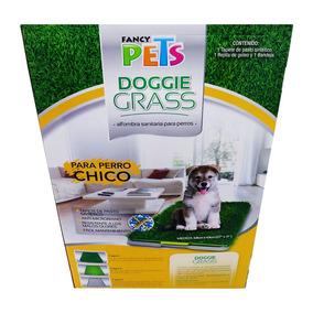 Tapete Entrenador Doggie Grass Ch. 68 Cm X 43 Cm