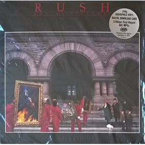 Lp Rush Moving Pictures 2015 Vinil Import 200 Gramas Lacrado