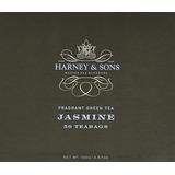 Harney Y Sons Fine Teas Jazmín Fragante Té Verde - 50 Bolsi