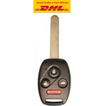 Llave Control Honda Accord 2003-2007 Lx Ex Se Envio Express