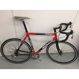 Bicicleta Speed Ridley Mod. Gladius, Grupo Shimano Tiagra18v