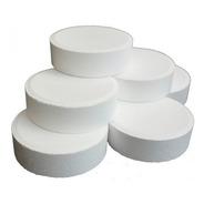Tableta De Cloro 1kg De 3 Pulgadas Para Alberca
