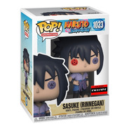 Sasuke Rinnegan Naruto Funko Pop Aaa Anime Exclusive