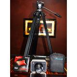 Paquete De Cine Digital Blackmagic 4k + Accesorios