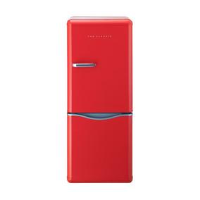 Refrigerador Vintage Daewoo Rojo 141 Litros Rn-171tr