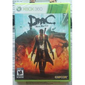 Xbox 360 Dmc Nuevo Sellado