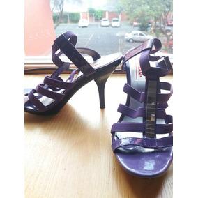 Zapatos Tacon De 5 Cm Marca Andrea, Completamente Nuevos