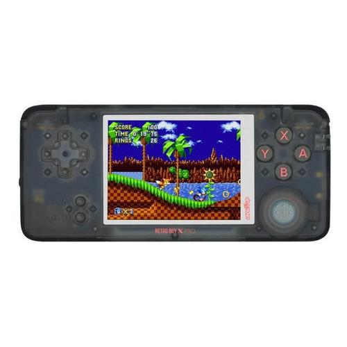 Consola Level Up Retroboy X Pro 16GB negra