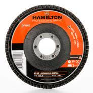 Disco Abrasivo Flap 115mm Grano 60 Hamilton Df1560