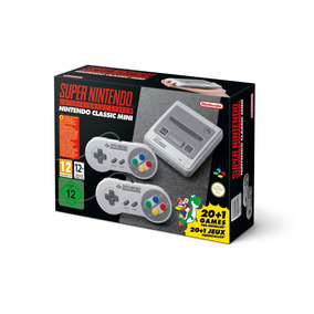 Super Nes Snes Classic Edition Super Nintendo Mini Europeu