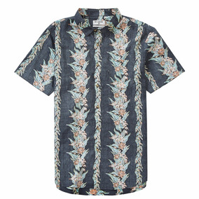 Camisa M/c Billabong Sundays Floral Ss Hombre