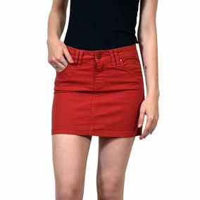 Minifalda Gabardina Mod 45017 Damasco Mujer Mistral Mver18
