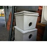 Caixa De Esgoto/gordura De Cimento/concreto