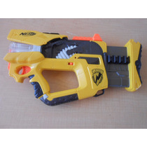 Pistola Nerf Firefly Rev-8 Juguete Niños #246