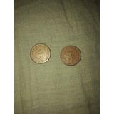 Monedas De 5 Pesos Colombianos De 1989 - 1990