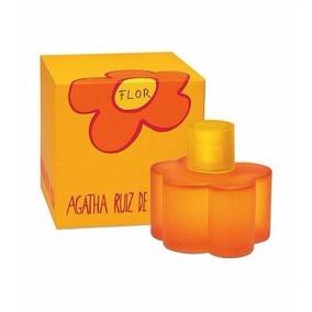 Perfume Agatha Ruiz De La Prada Flor Dama 100 Ml Original #