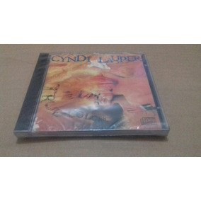 Cd Cyndi Lauper True Colors Lacrado E Original