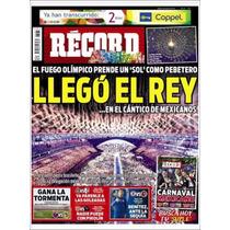 Periodicos Record Juegos Olimpicos Brasil 2016 !