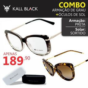 c83772faf8992 Oculos Killer Loop Kl 3195 - Óculos Preto no Mercado Livre Brasil