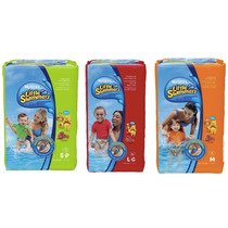 Huggies Little Swimmers Pañal Agua Pileta Playa Envio Gratis
